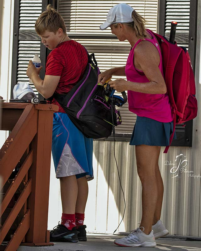Shoes For Kids Tennis Tournament, Jak Beardsworth