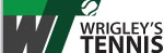 Wrigleys Tennis Logo