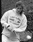 Tennis PLayer Joann Cancro
